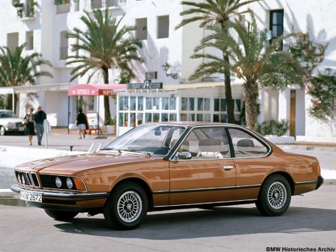galerie photo BMW (E24) 630 CS 185 ch