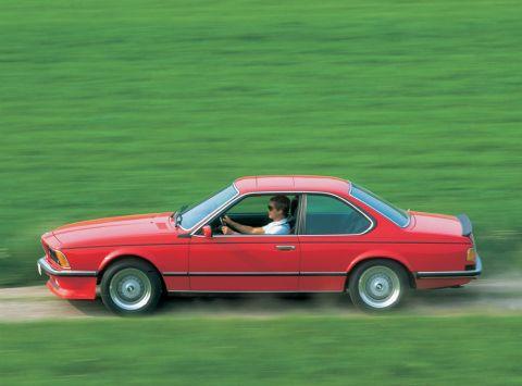 galerie photo BMW (E24) M635 CSi 260 ch