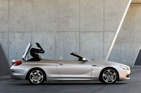 galerie photo BMW (F12 Cabriolet) 650i 407 ch