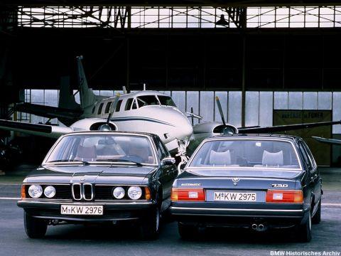 galerie photo BMW (E23) 730 184 ch