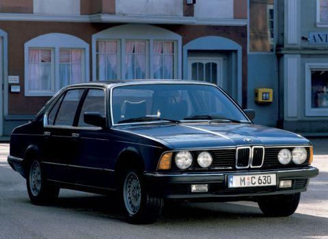 galerie photo BMW (E23) 745i 252 ch
