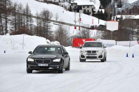 galerie photo BMW (F01) 740d xDrive 313 ch