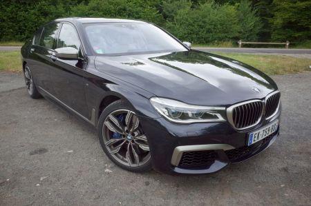 galerie photo BMW (G12 LCI) M760 Li xDrive 600 ch