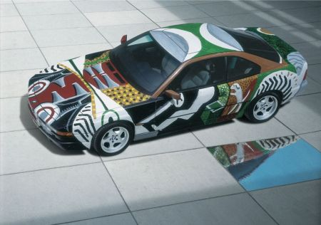 galerie photo BMW (E31) 850CSi 380 ch