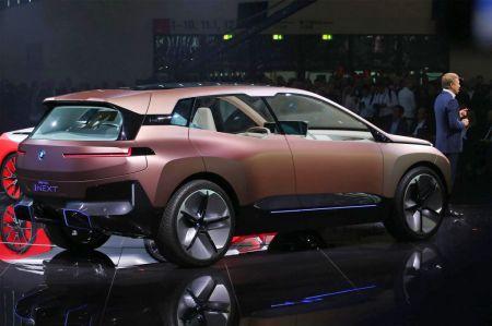 BMW VISION I NEXT