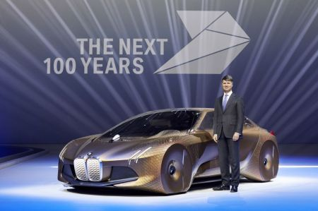 galerie photo BMW VISION NEXT 100