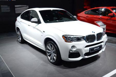 galerie photo BMW (F26) M40i 354 ch