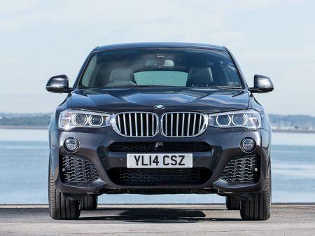 galerie photo BMW (F26) xDrive30d