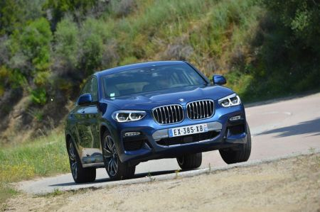 galerie photo BMW (F26) xDrive30i