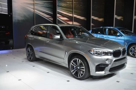 galerie photo BMW (F15) M V8 575 ch