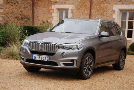 galerie photo BMW (F15) xDrive40e 313 ch