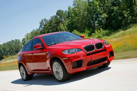 galerie photo BMW (E71) M 4.4i V8 biturbo