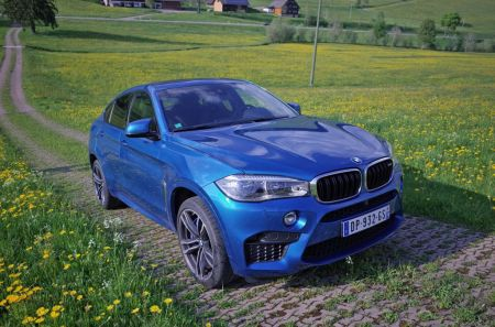galerie photo BMW (F16) M V8 575 ch