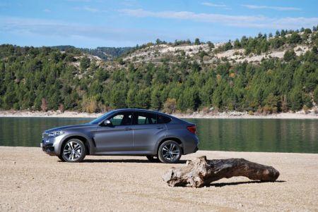 galerie photo BMW (F16) M50d