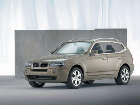 Photo BMW XACTIVITY