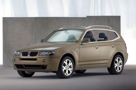 galerie photo BMW XACTIVITY