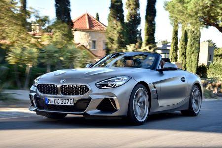 galerie photo BMW Z4