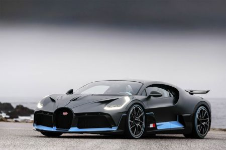 Photo BUGATTI DIVO