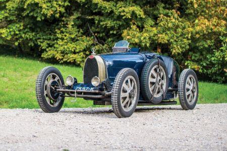 galerie photo BUGATTI Grand Prix Two-Seater