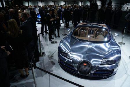 galerie photo BUGATTI 16.4 Ettore Bugatti Legend Edition