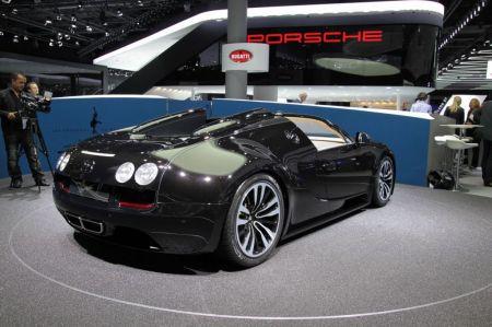galerie photo BUGATTI 16.4 Jean Bugatti