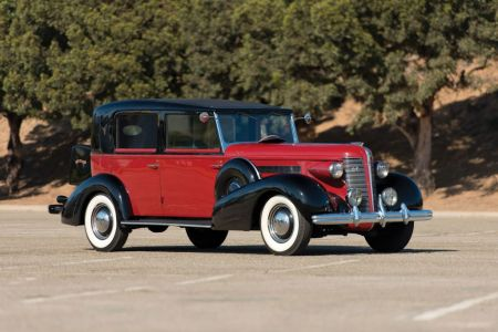 galerie photo BUICK 8 cylindres
