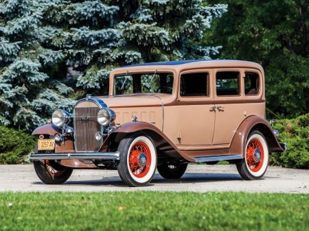 galerie photo BUICK SERIE 50