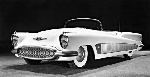 galerie photo BUICK XP 300