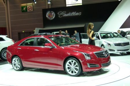 Photo CADILLAC ATS