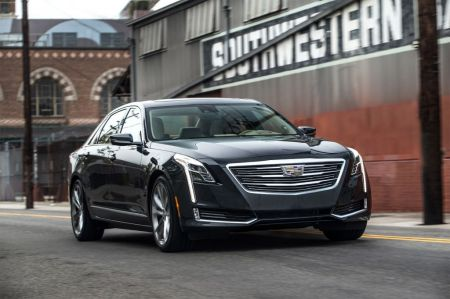 galerie photo CADILLAC 3.0 V6 BI-TURBO