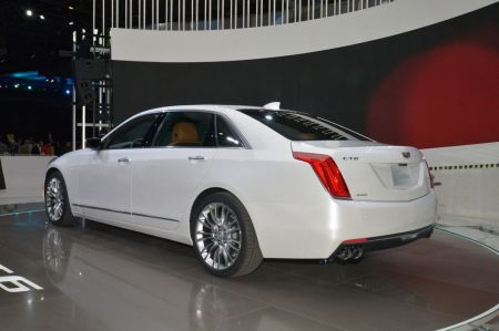 galerie photo CADILLAC CTS
