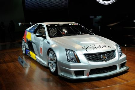 galerie photo CADILLAC V Coupe Race Car