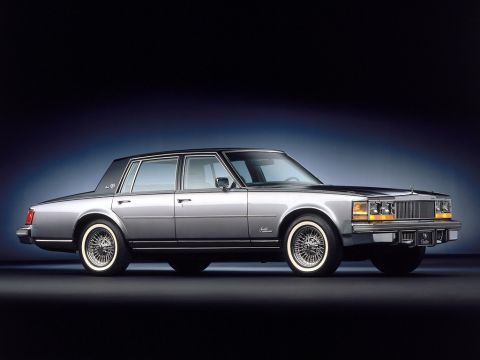 galerie photo CADILLAC SEVILLE