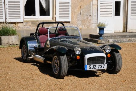 galerie photo CATERHAM SUPER SEVEN