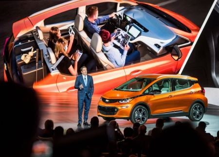 galerie photo CHEVROLET BOLT