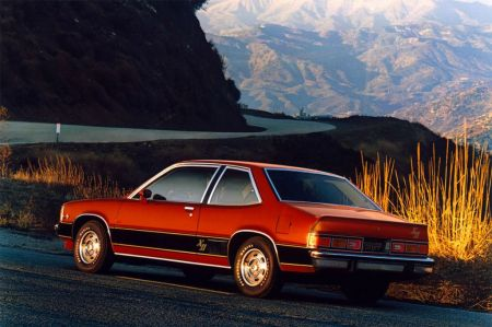 galerie photo CHEVROLET CITATION