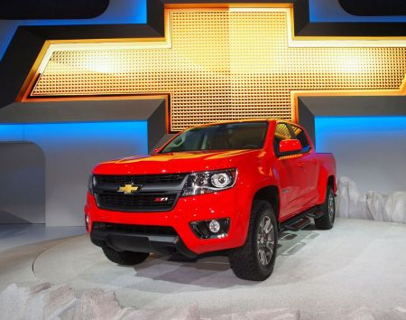 galerie photo CHEVROLET COLORADO