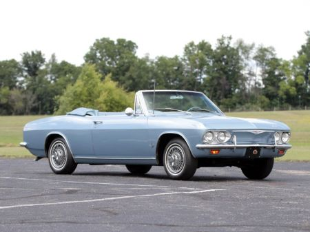 galerie photo CHEVROLET CORVAIR