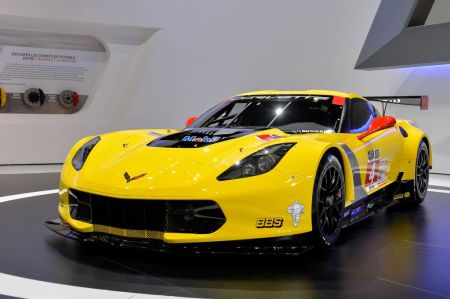 galerie photo CHEVROLET (C7) R race car