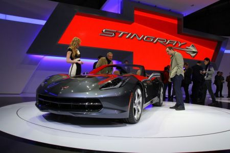 Photo CHEVROLET CORVETTE