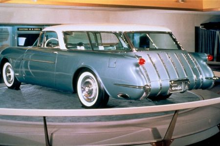 galerie photo CHEVROLET NOMAD