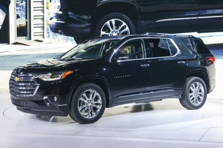 galerie photo CHEVROLET TRAVERSE