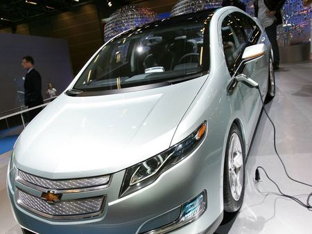 Photo CHEVROLET VOLT