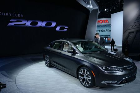 galerie photo CHRYSLER 200C