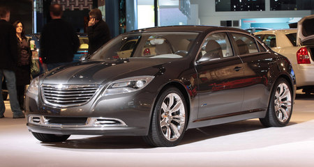 galerie photo CHRYSLER EV Concept