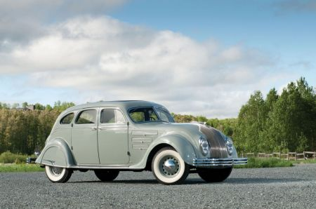 galerie photo CHRYSLER AIRFLOW