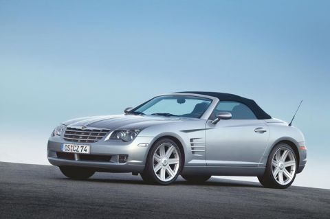 galerie photo CHRYSLER CROSSFIRE