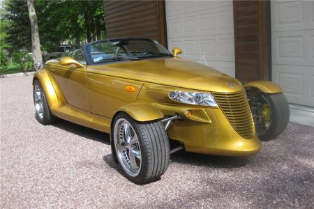 galerie photo CHRYSLER PROWLER