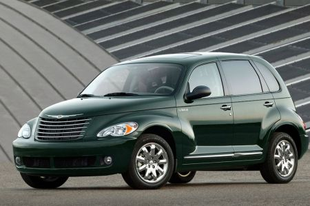 galerie photo CHRYSLER PT CRUISER