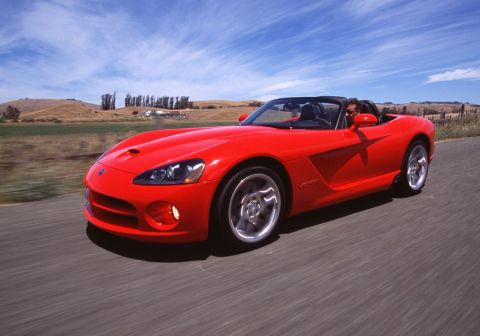 galerie photo CHRYSLER VIPER